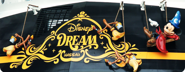 Cruzeiro Disney - Disney Dream